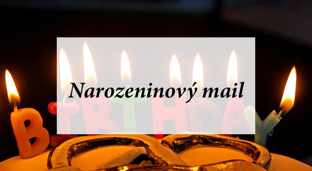 narozeninovy mail